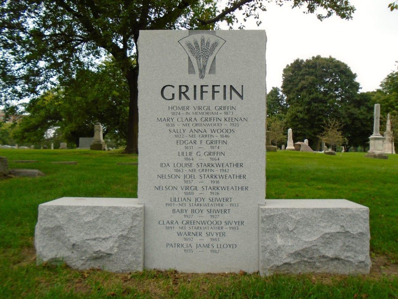 Griffin Monument