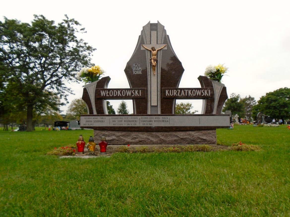 Wing and Cross Monument