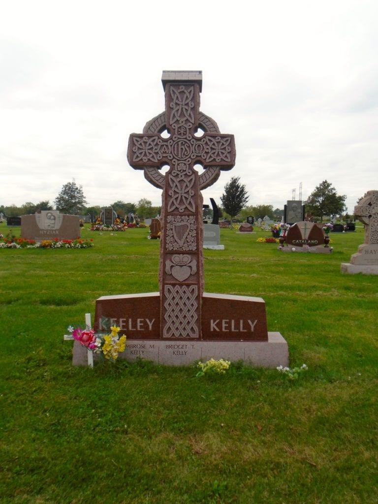 Kelly Cross Monument