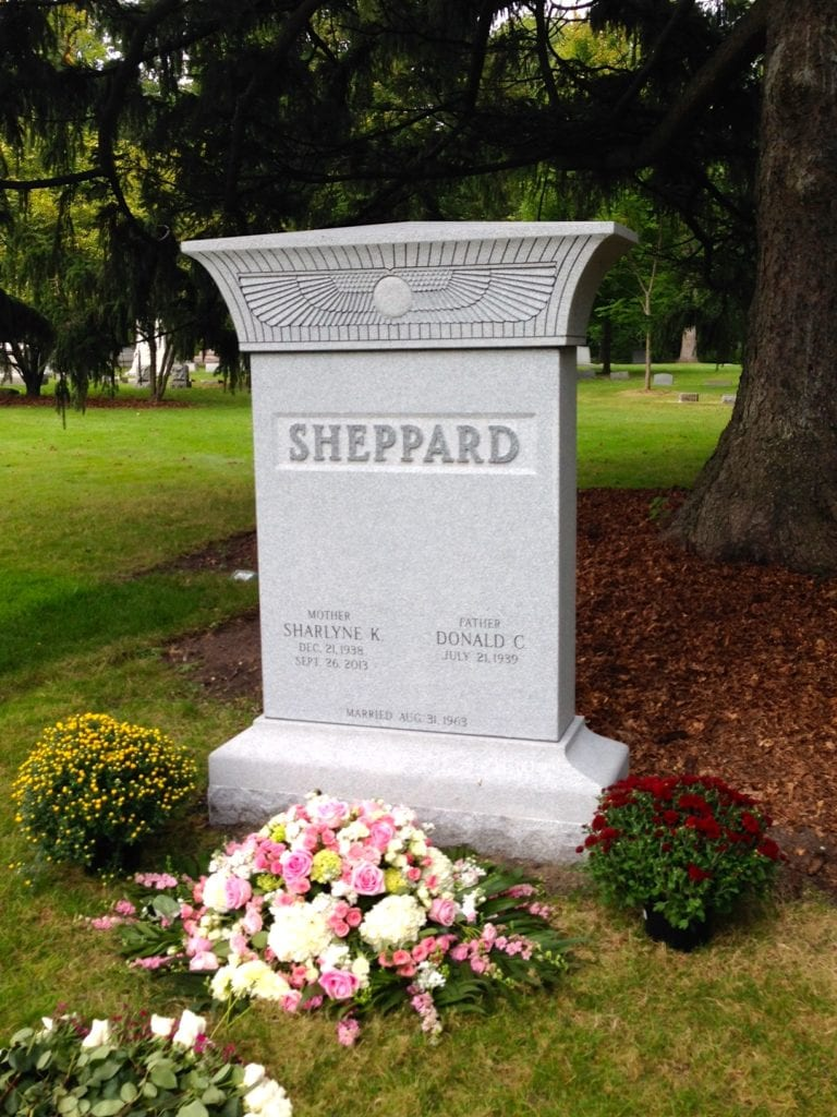 Sheppard Monument
