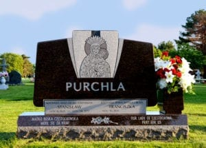 Gast Monuments | Custom Monument Headstones