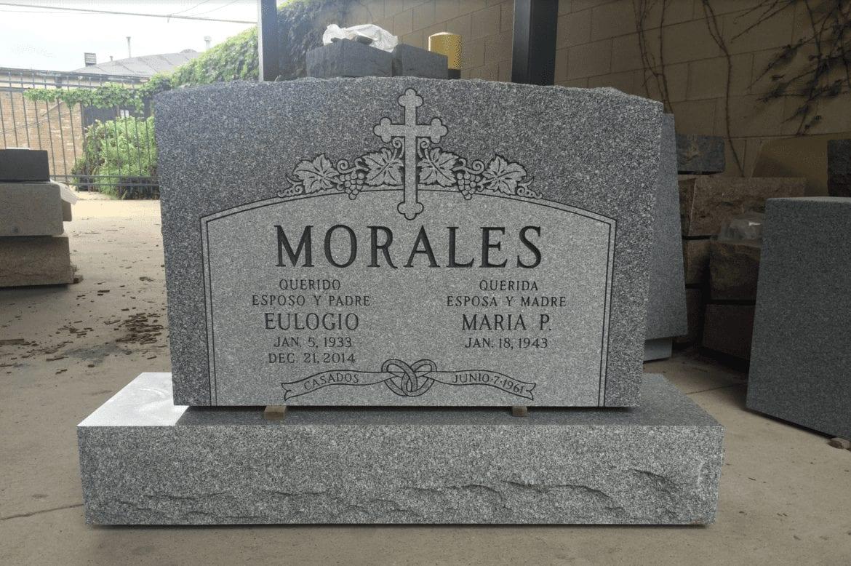 Morales Monument