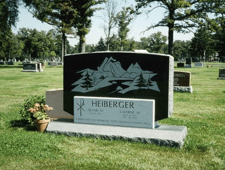 Heiberger Monument