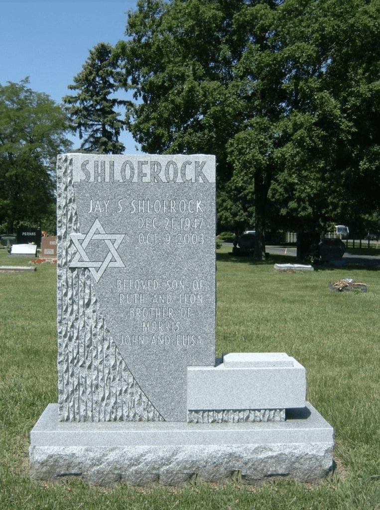 Shlofrock Monument