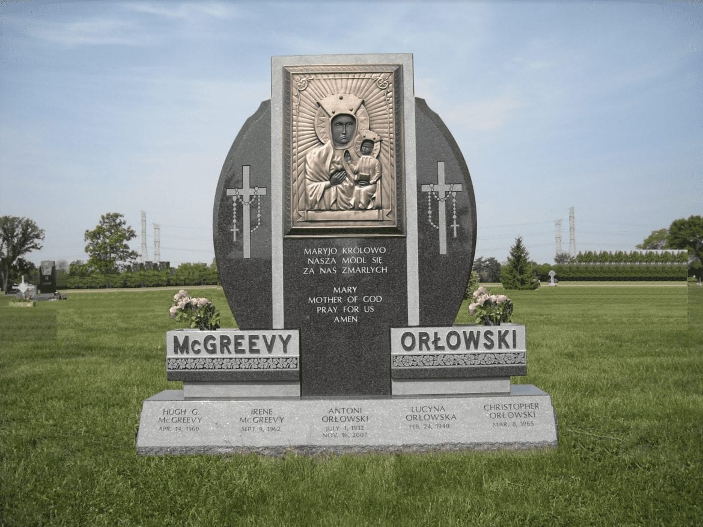 Mcgreevy-Orlowski Monument
