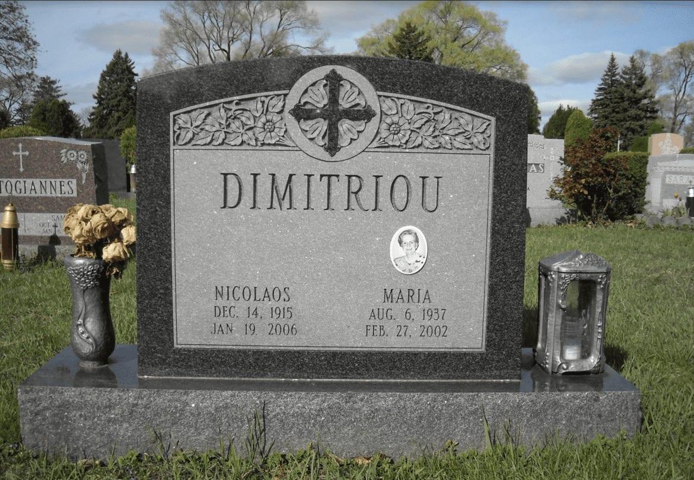 Dimitriou Monument
