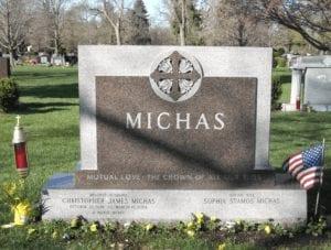 Michas Monument