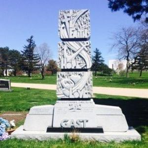 Gast Monument
