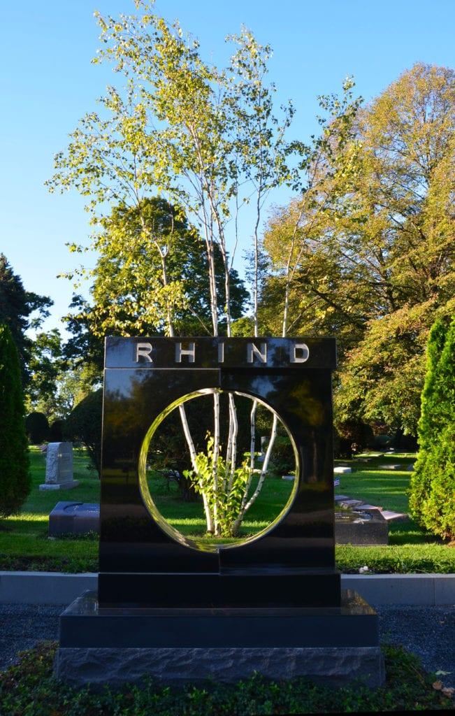 Rhino Monument