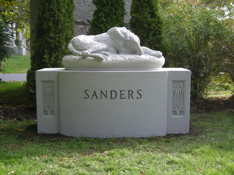 Sanders Monument