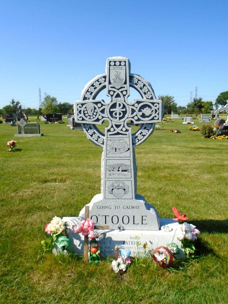 O'Toole Cross Monument